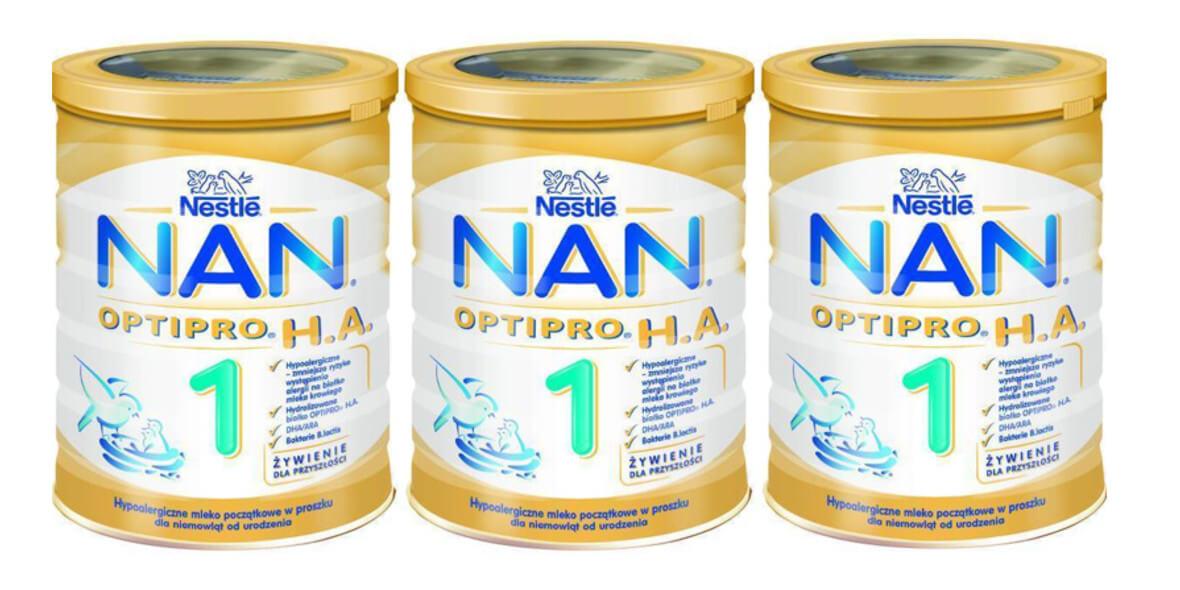 na mleko Nan Optipro