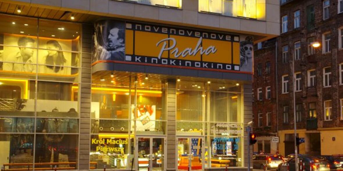 Kino Praha:  Promocyjne ceny biletów 01.01.0001