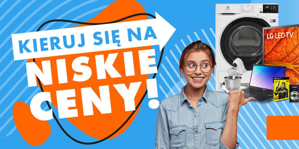 ELECTRO.pl: Kieruj się na NISKIE CENY