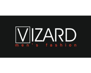 Logo VIZARD Man's Fashion