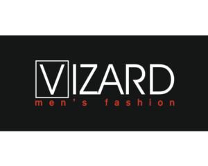 Logo VIZARD Man's Fashion