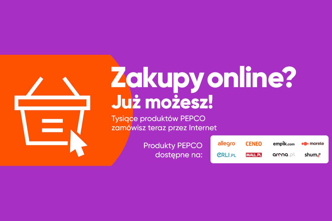 :  Zakupy ONLINE w Pepco!