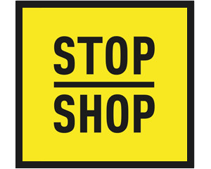Logo STOP SHOP Żary