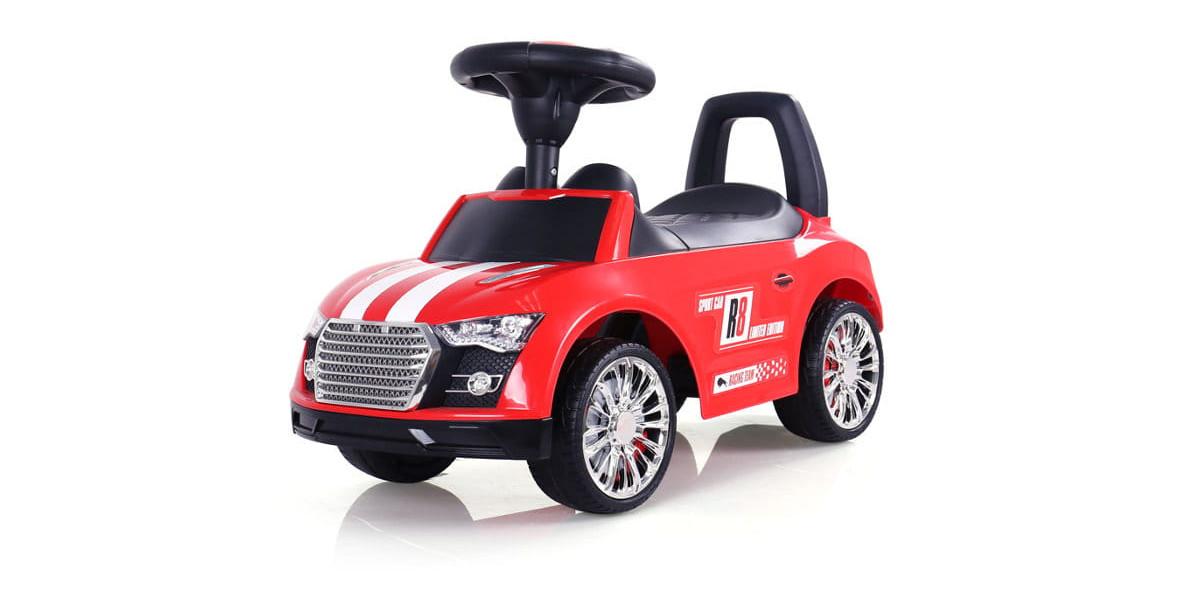 Jeździk Racer Red