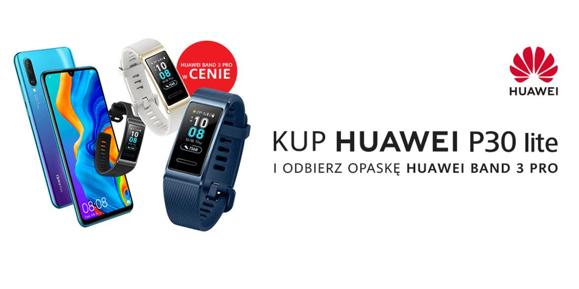 opaska Huawei Band 3 Pro