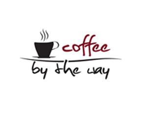 Logo By The Way Coffee