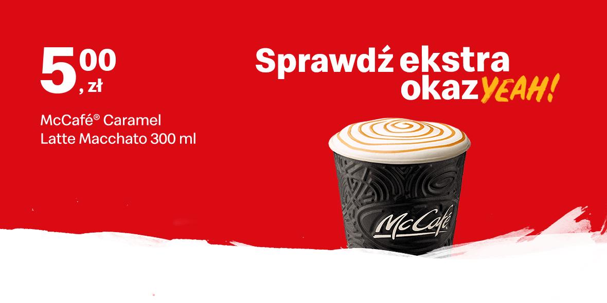 za McCafe® Caramel Latte Macchato 300 ml