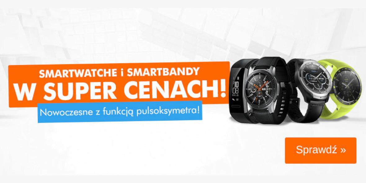 ELECTRO.pl: Smartwatche i smartbandy w super cenach
