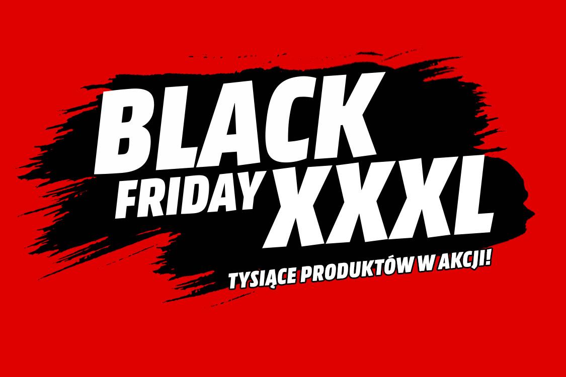 Media Markt:  Black Friday w Media Markt 23.11.2020