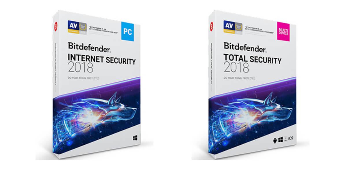 na oprogramowanie antywirusowe firmy Bitdefender