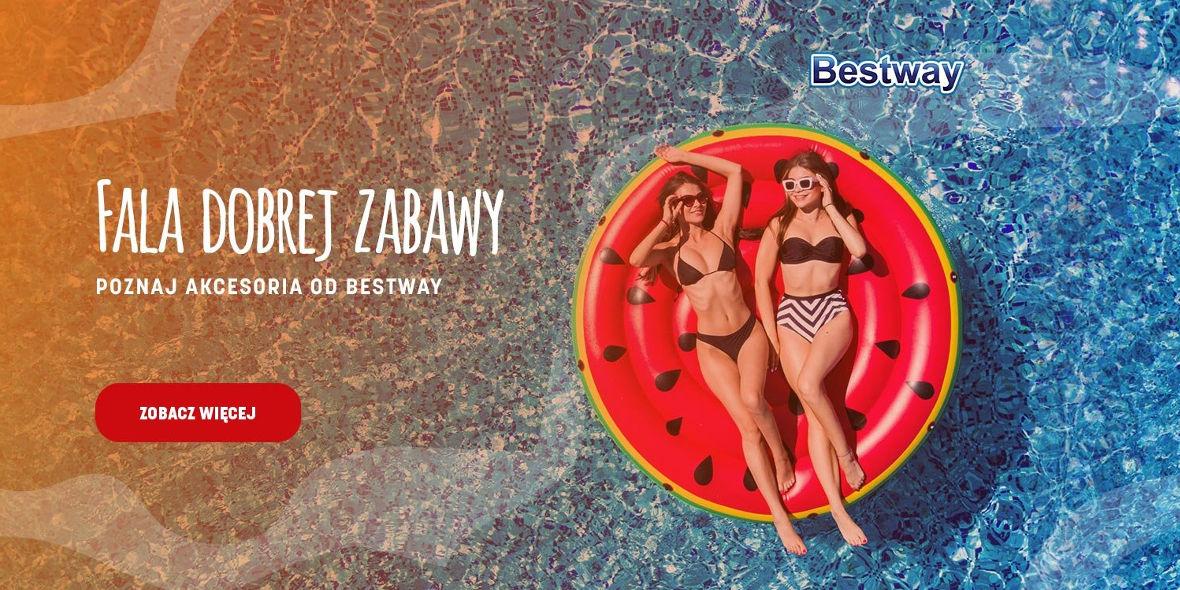 Martes Sport: Od 7,99 zł za akcesoria plażowe 22.07.2021