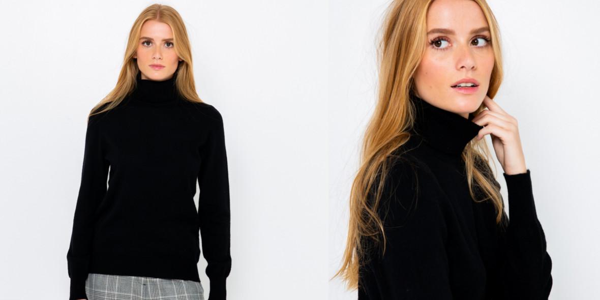 Kaszmirowe Swetry