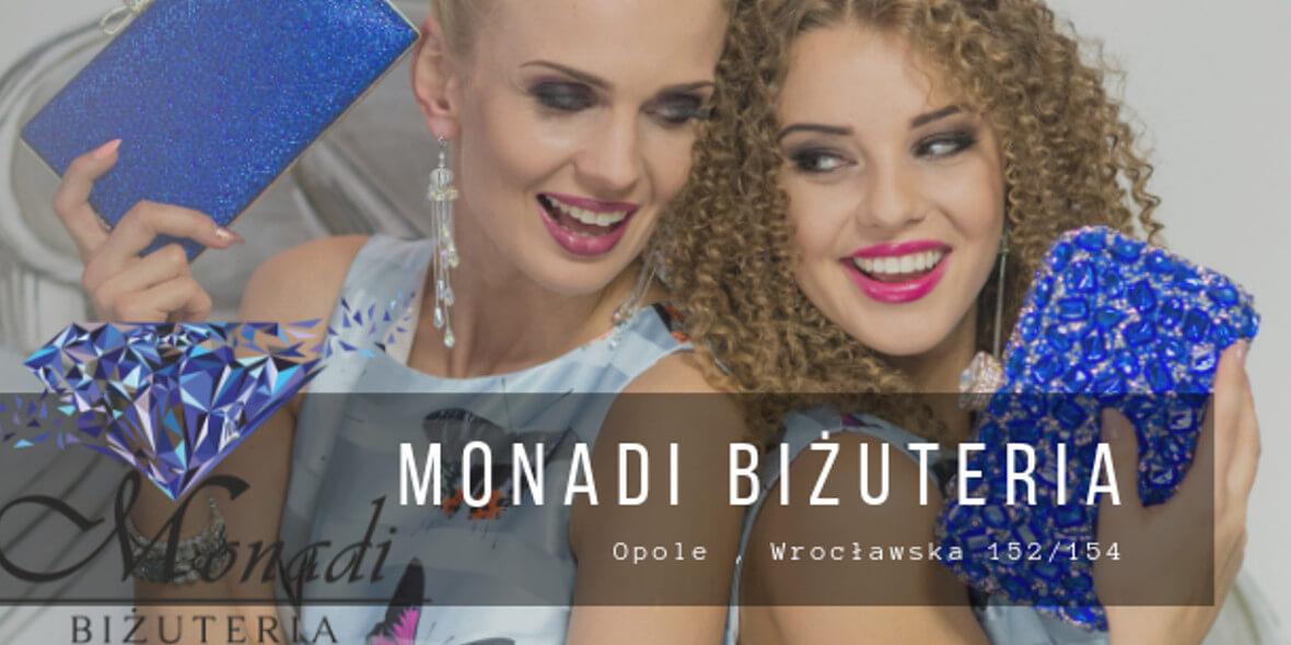 Monadi: -10% na biżuterię