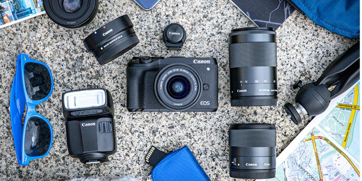 FotoForma: -200 zł na obiektyw przy zakupie aparatu Canon