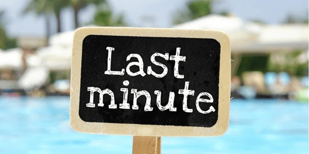 Podróże Last Minute