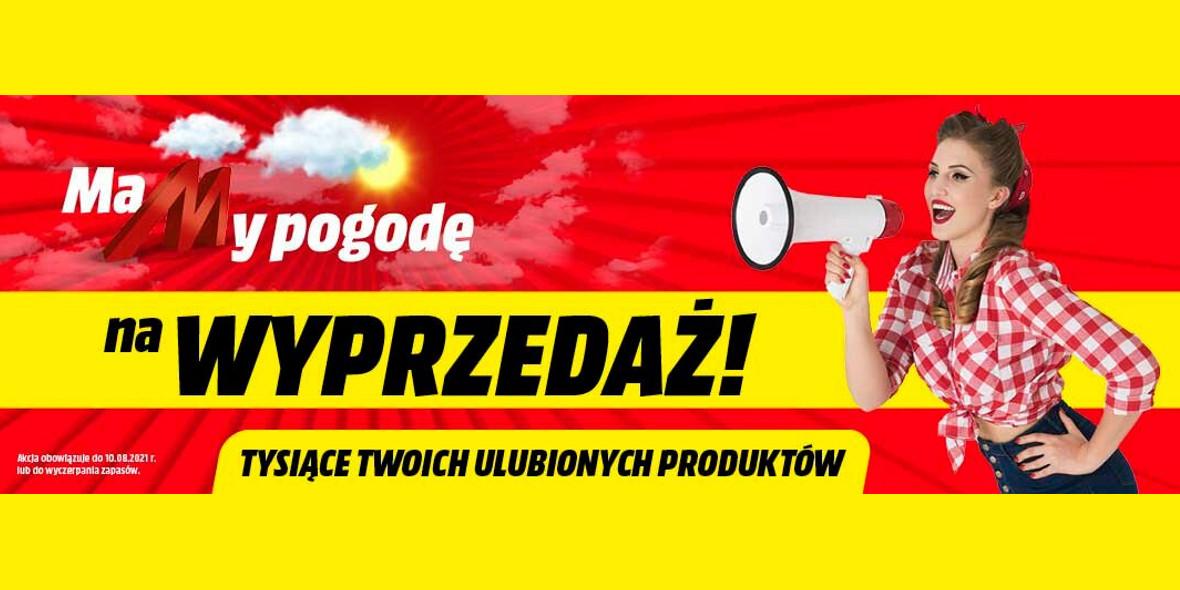 Media Markt: Do -1500 zł na letniej wyprzedaży
