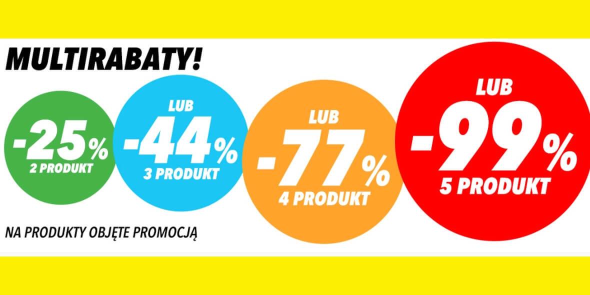 Media Expert: Do -99% przy zakupie min. 2 produktów