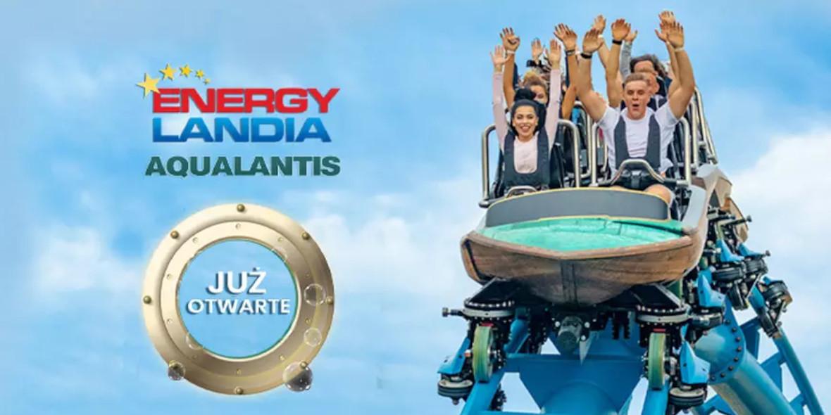 Groupon.pl: Od 99 zł za wstęp do parku rozrywki EnergyLandia