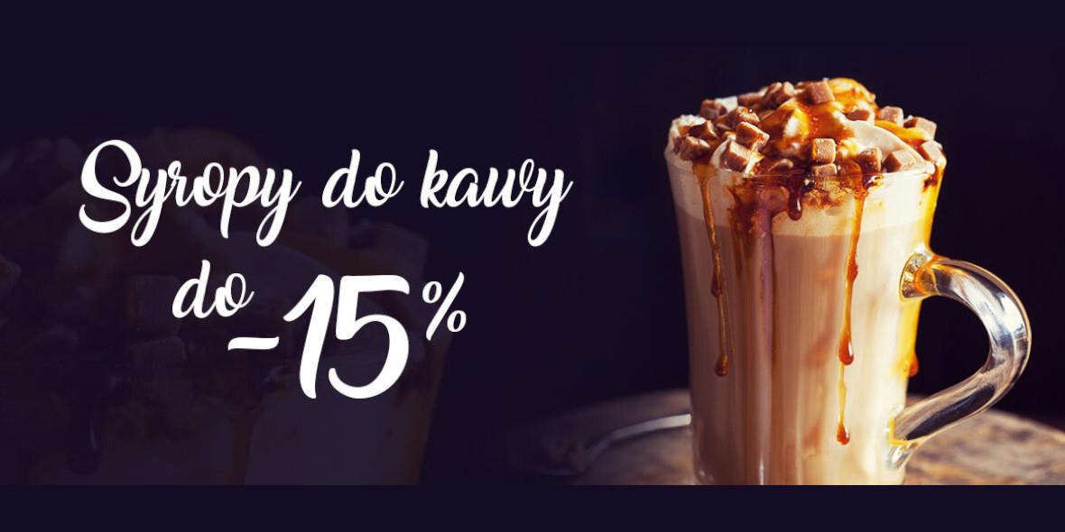 Cafe Silesia: Do -15% na syropy do kawy