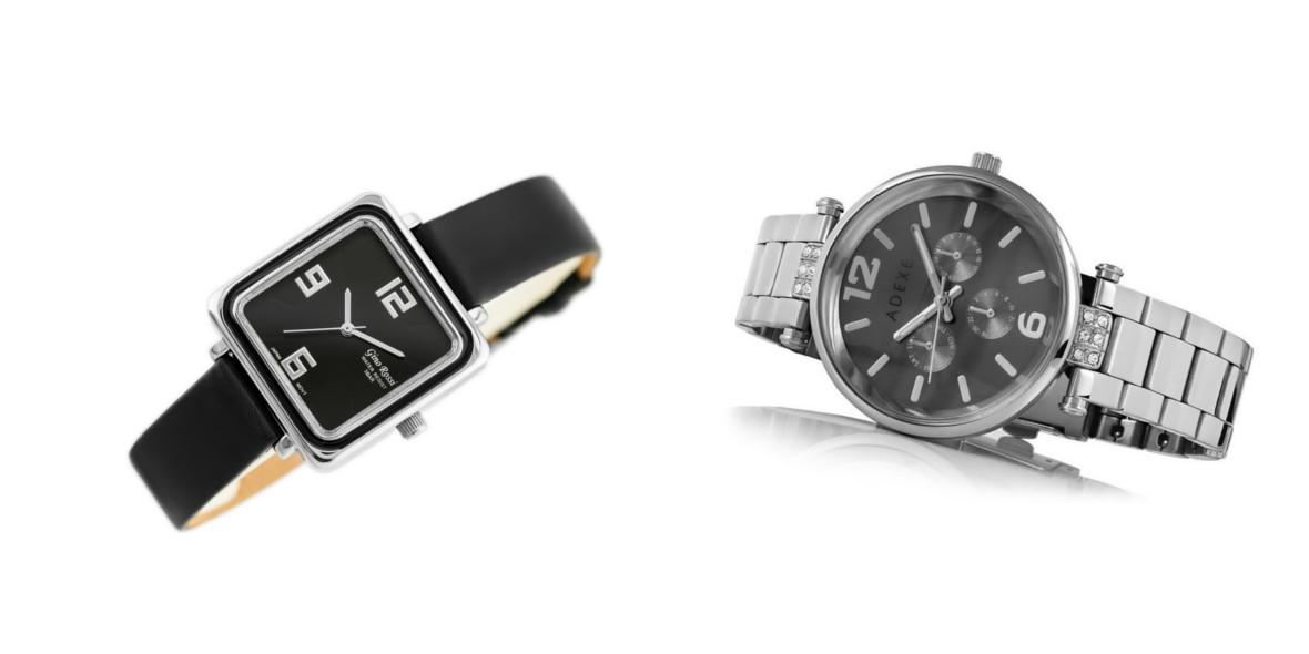 za damskie zegarki
