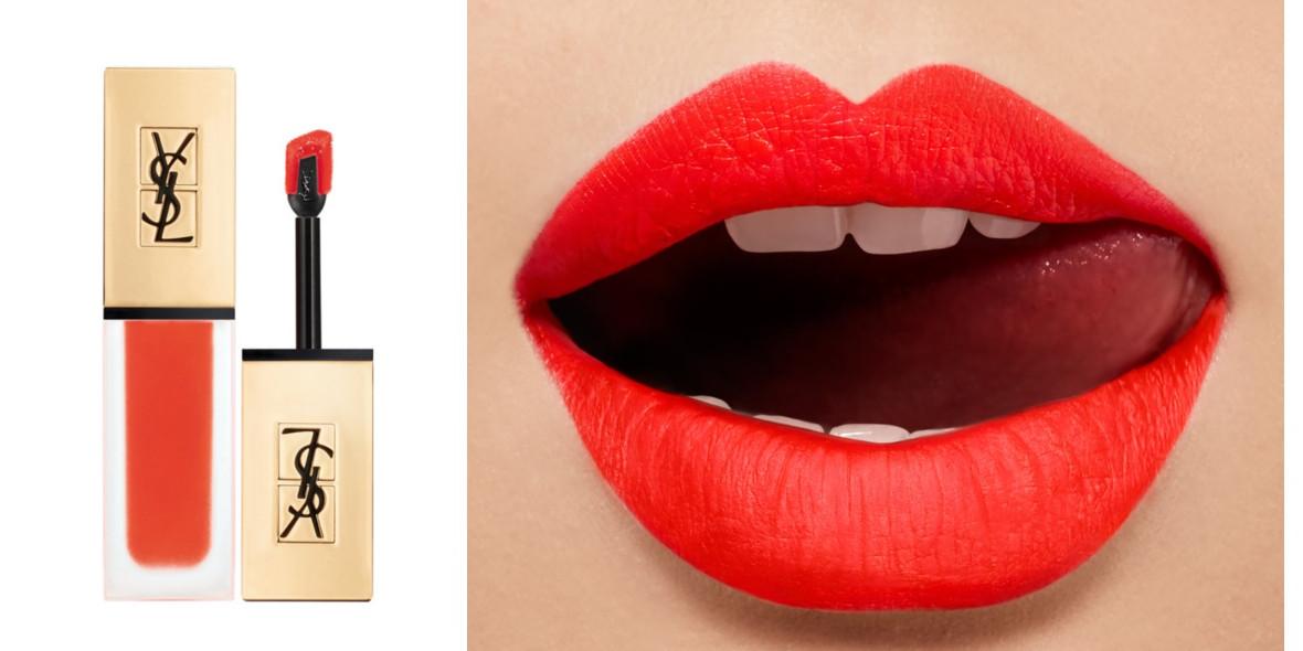 na ultra matową szminkę Yves Saint Laurent