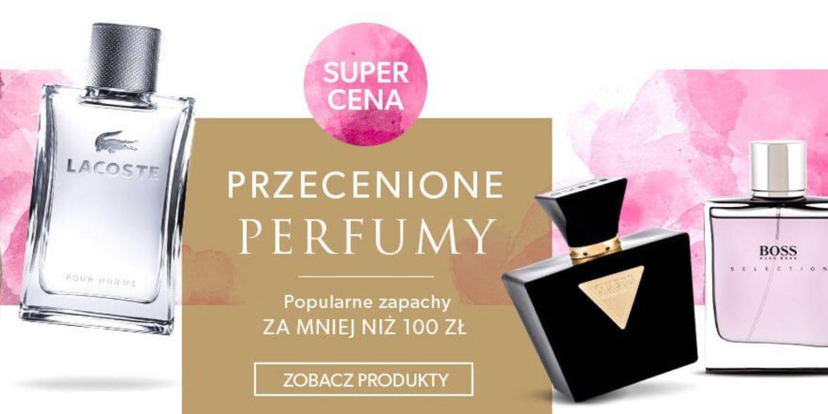 e-Glamour: Do 100 zł za setki perfum 20.09.2021