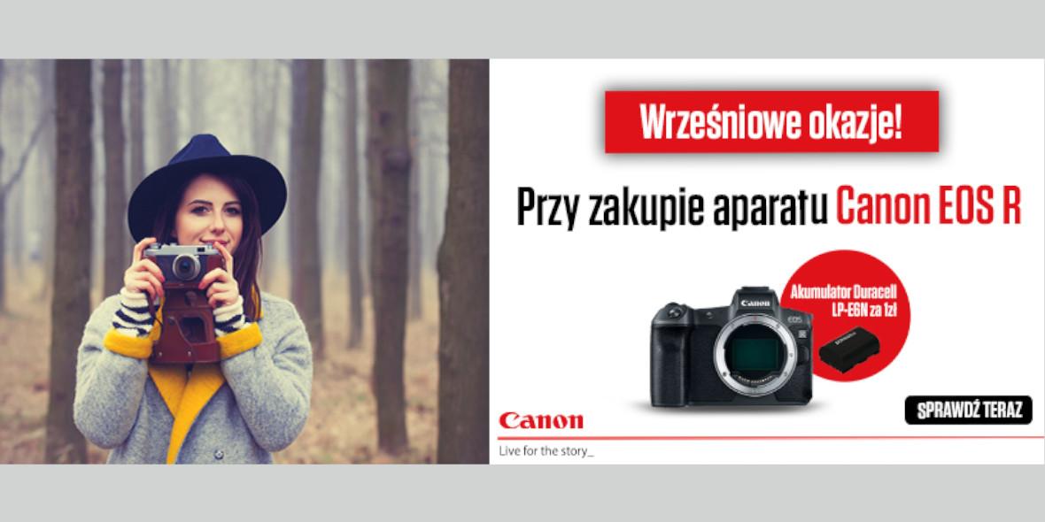 FotoForma: 1 zł za akumulator Duracell 04.09.2021