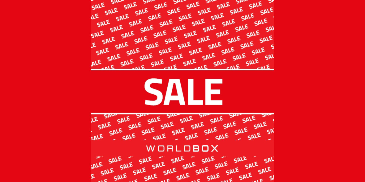 WorldBox: Wyprzedaż w WorldBox