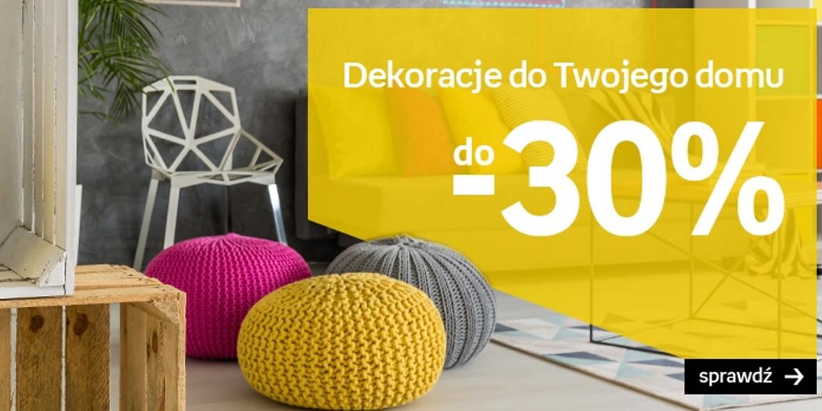 Empik: Do -30% na dekoracje 26.02.2021