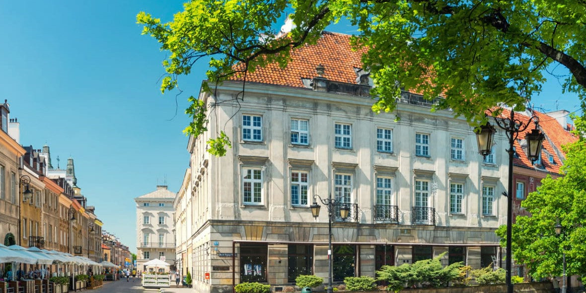 na pobyt w Mamaison Hotel Le Regina, Warszawa