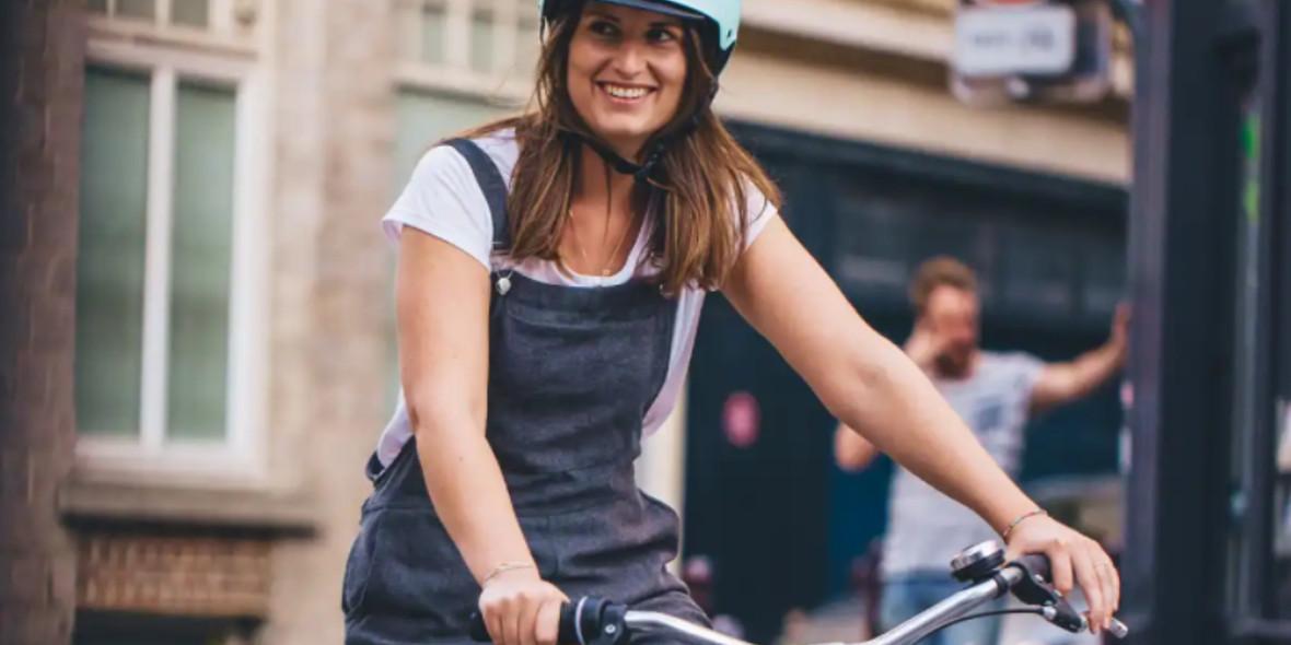 Decathlon: Do -35% na rowery 16.09.2021