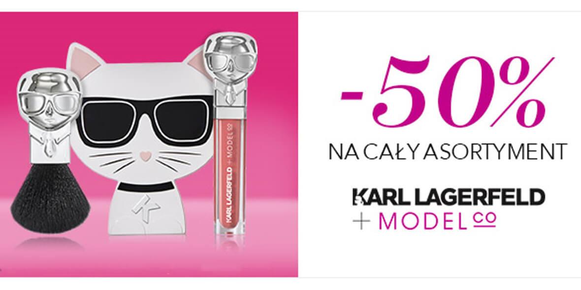 na produkty Karla Lagerfelda