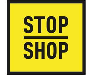 Logo STOP SHOP Legnica