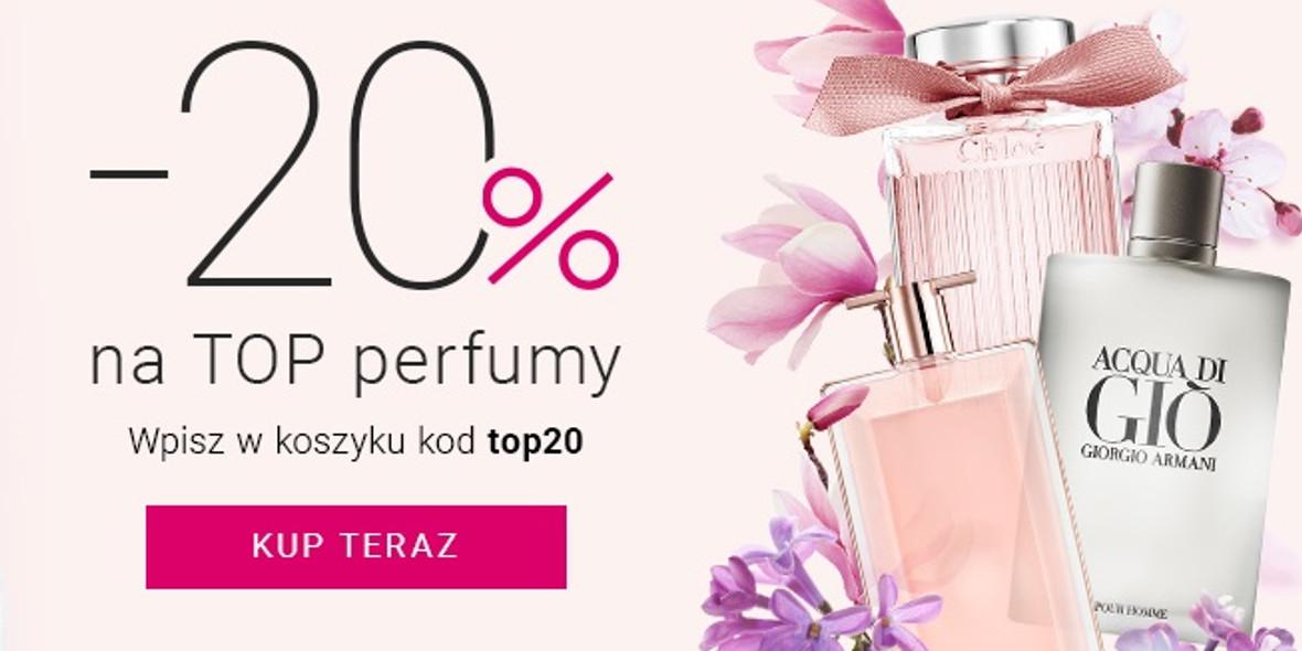 Notino: Kod: -20% na TOP perfumy 01.01.0001
