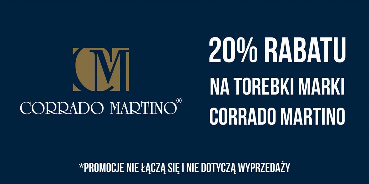 na torebki marki Corrado Martino