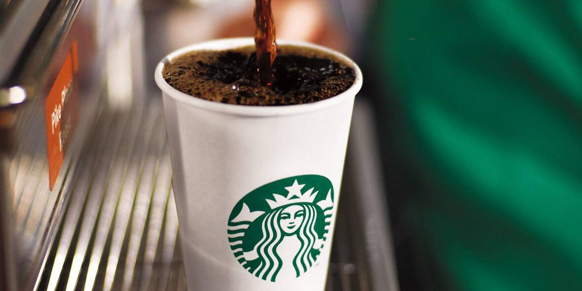 Starbucks: Promocja na napoje