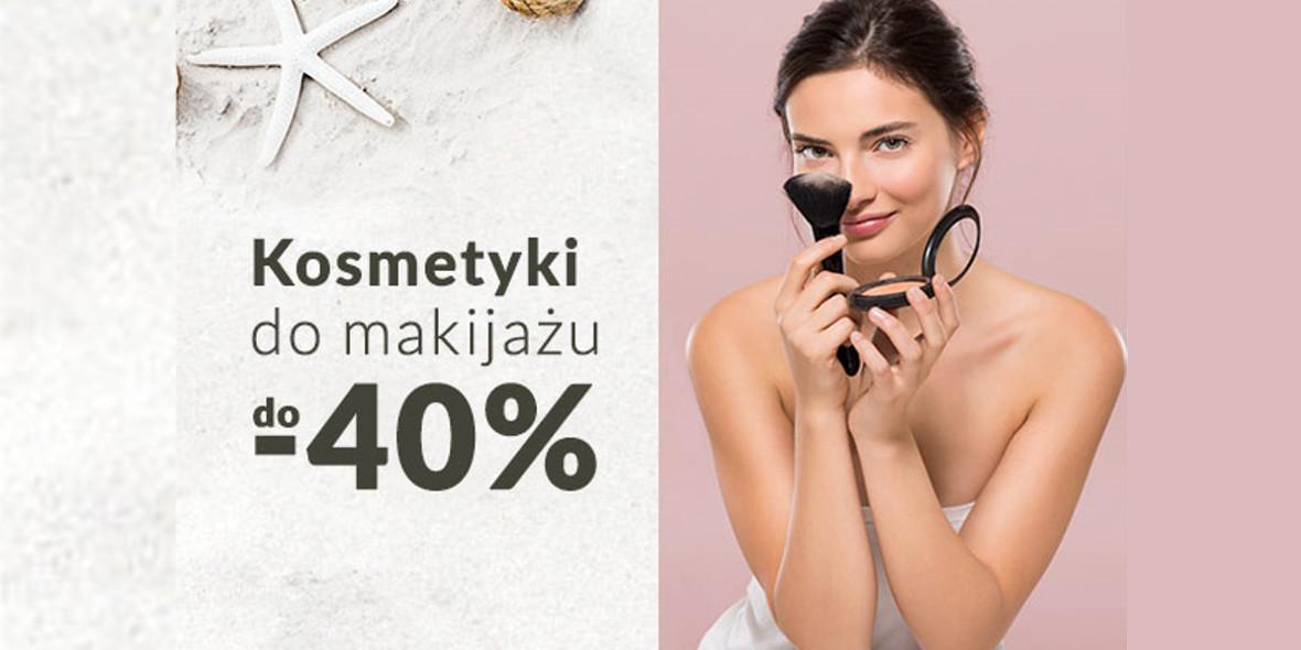 na kosmetyki do makijażu wybranych marek
