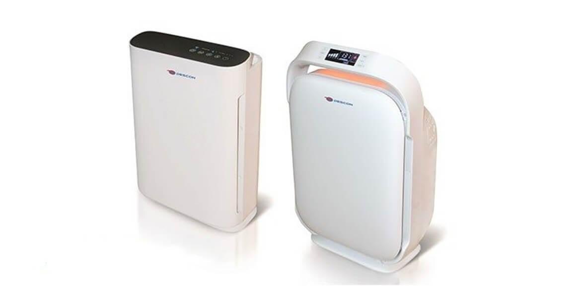 Oczyszczacz powietrza marki Descon