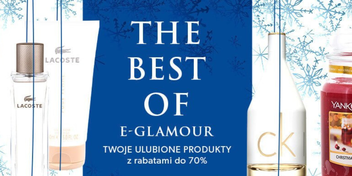 e-Glamour: Do -70% na bestsellerowe perfumy