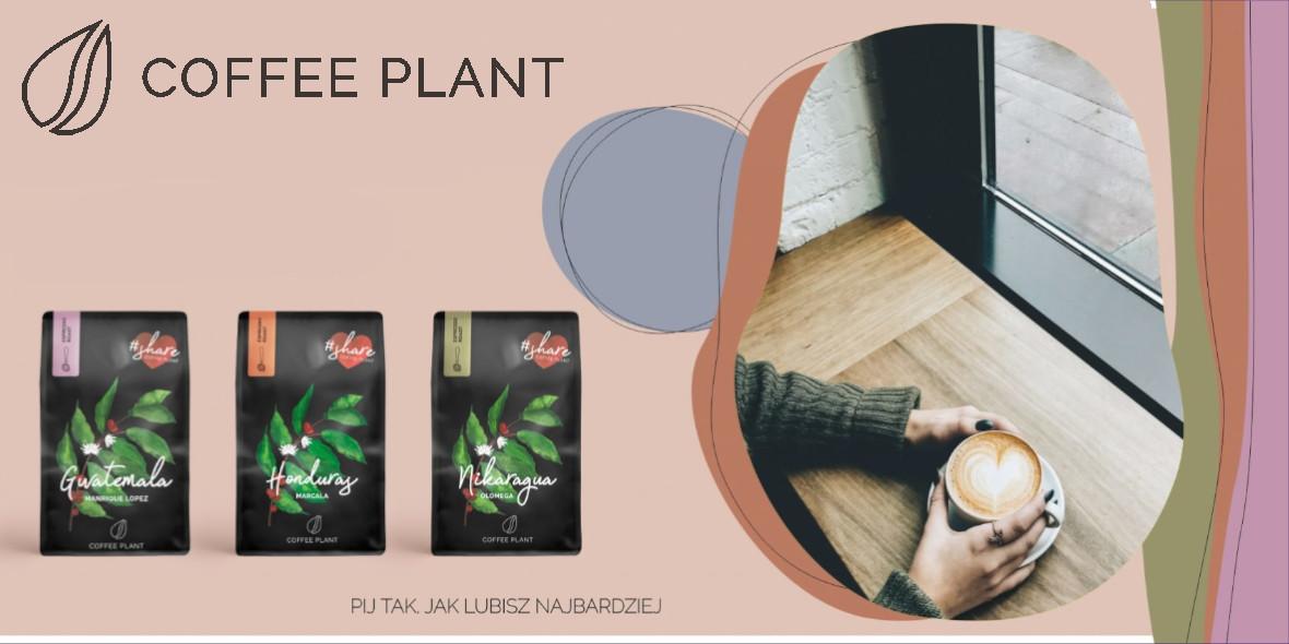 Coffee Plant: Kod: -10 zł na kawę COFFEE PLANT