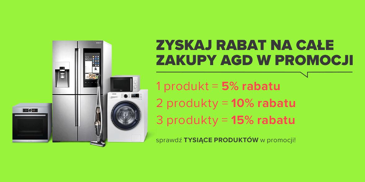 Neonet: Do -15% na całe zakupy AGD 04.03.2021