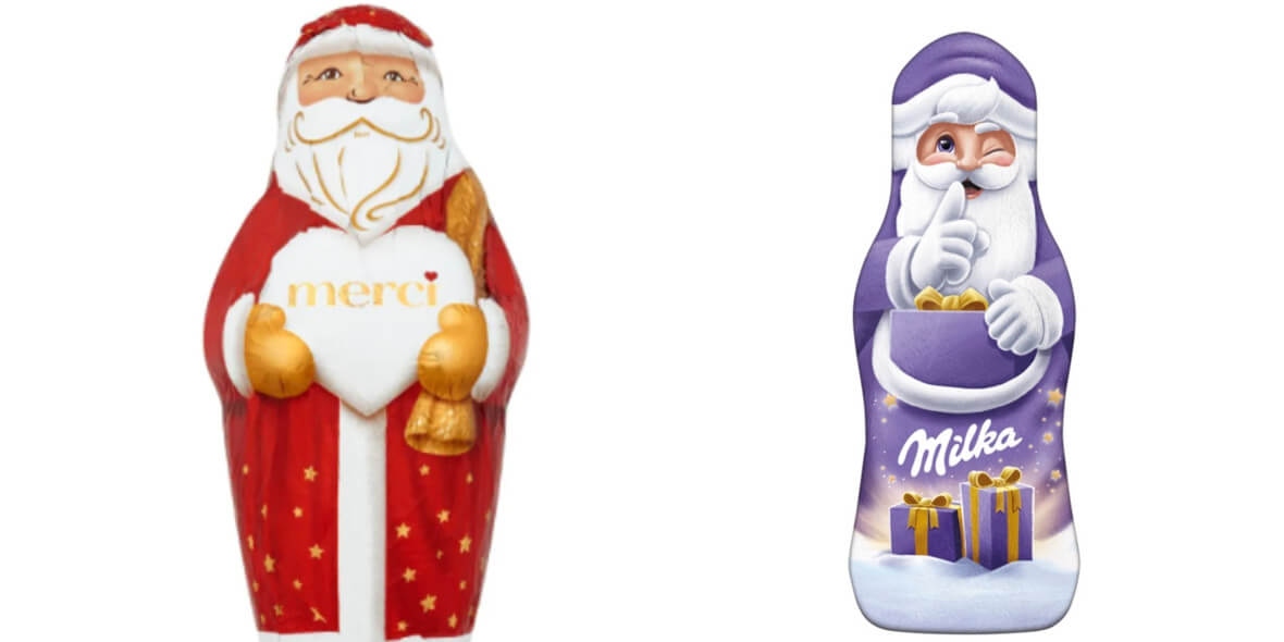 Kaufland: -30% na wszystkie Mikołaje z czekolady 05.12.2020