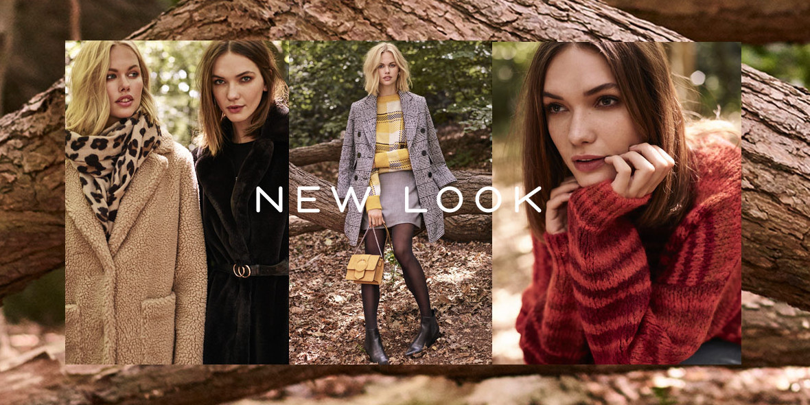 New Look: -10% na nową kolekcję 12.09.2018