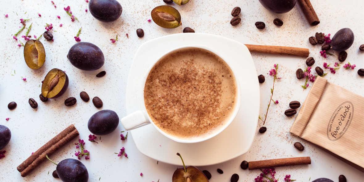 Five O'clock:  -10% na herbaty i kawy przy zakupie min. 100g 01.01.0001