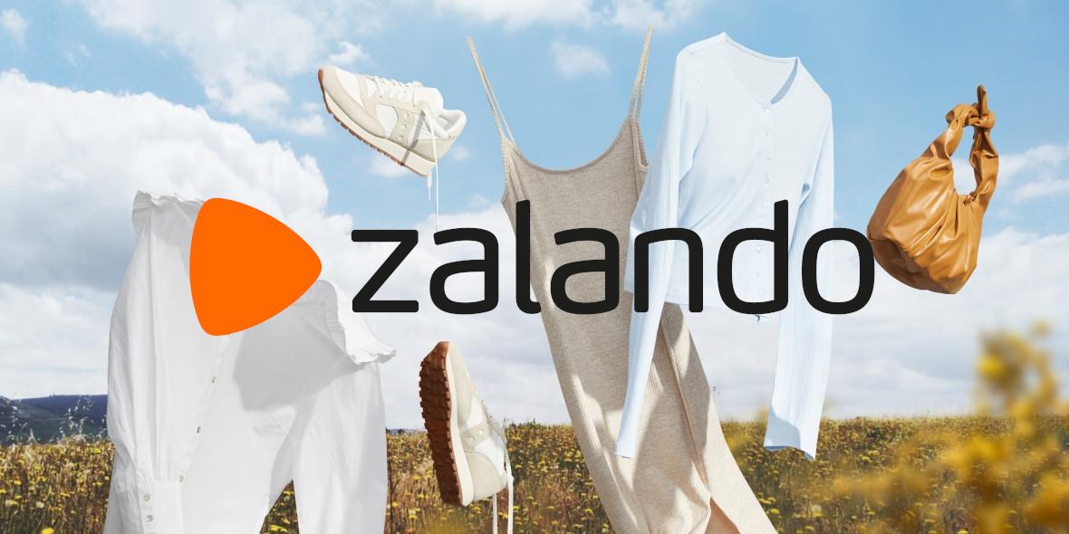 Zalando: Do -40% na modę wiosenną