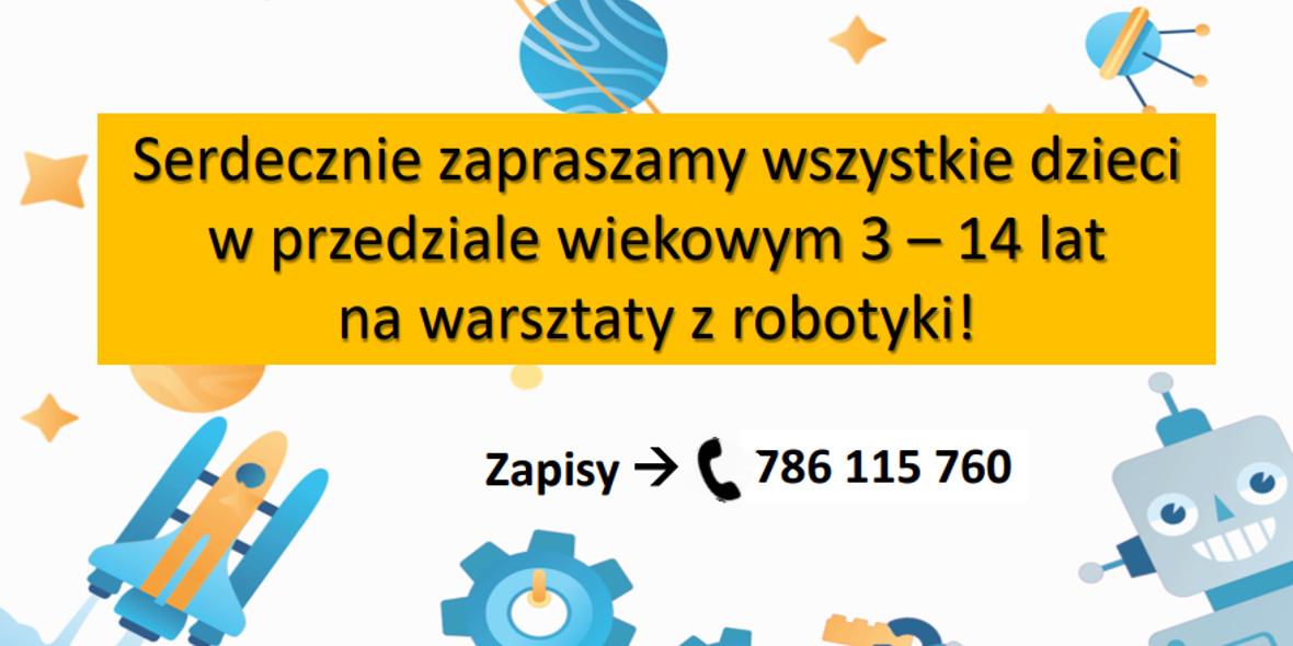 Go4robot: Gratis druga godzina pobytu 27.08.2020