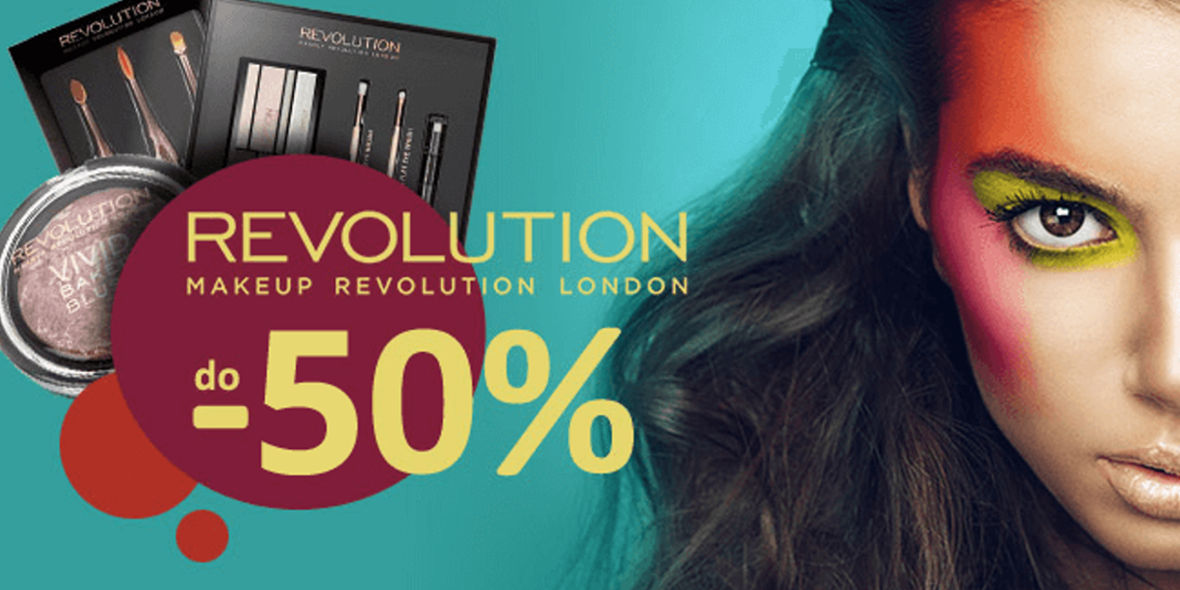 na markę Makeup Revolution London
