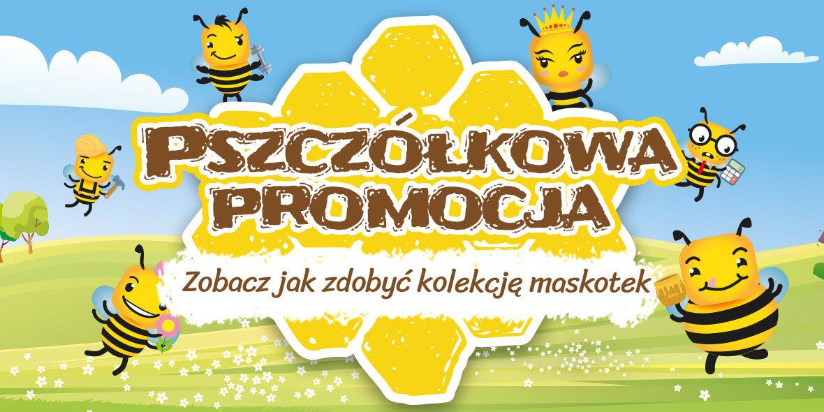 Galeria Wołomin:  Pszczółkowa promocja w Galerii Wołomin 04.05.2021