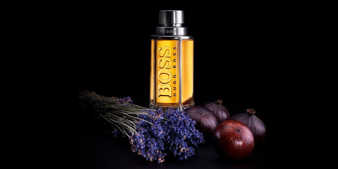 na wodę toaletową Boss The Scent od Hugo Boss