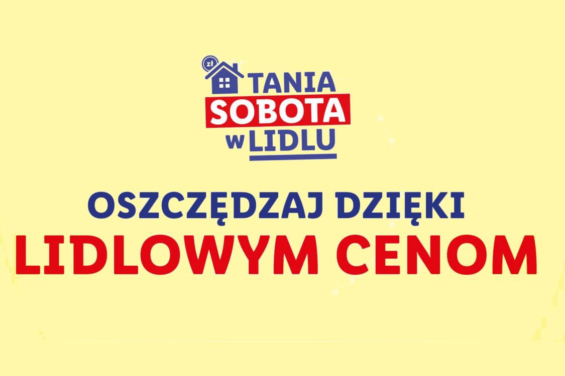 :  Tania SOBOTA w Lidlu!